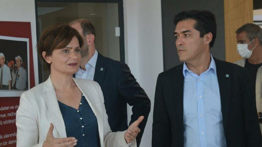 İYİ Parti'den CHP'ye hayırlı olsun ziyareti