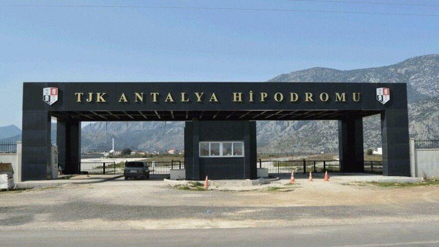 Antalya Hipodromu açılıyor! Yarışların tarihi belli oldu