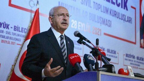 Kılıçdaroğlu'ndan Erdoğan'a: Bay Kemal mi yaptı bu zamları?