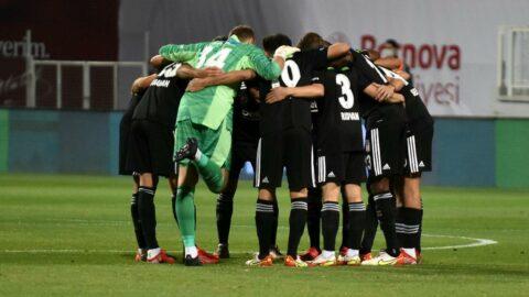 Beşiktaş, Hollanda'da puan peşinde