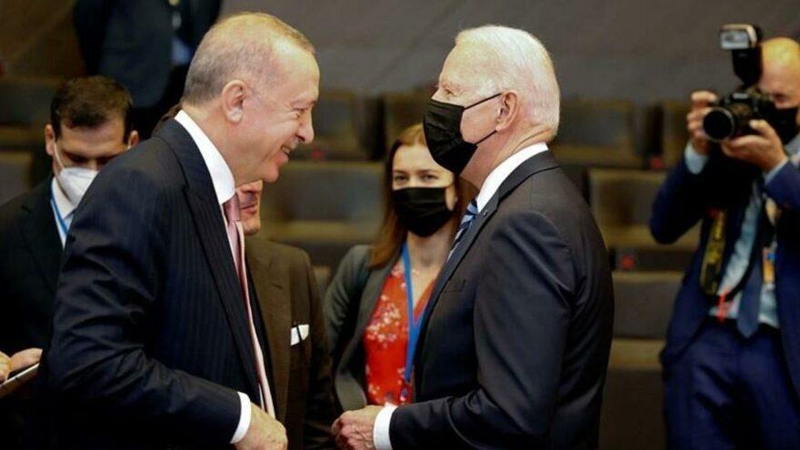 Erdoğan, G-20 Zirvesi'nde Biden ile baş başa görüşecek