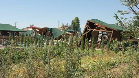AKP'li belediyenin hobi bahçesini yıkım kararına tepki