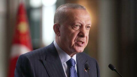 Cumhurbaşkanı Erdoğan'dan yerli aşı açıklaması