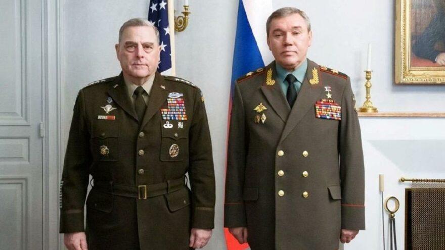 WSJ: 'ABD, Rusya'dan üs talep etti'