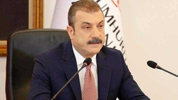 TCMB Başkanı: Türkiye gıda fiyatlarının en çok arttığı ülkeler arasında