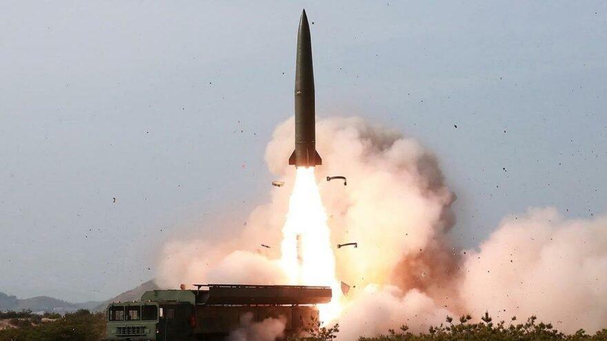 Tansiyon yükseliyor… İngiltere'den Kuzey Kore'ye kınama