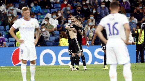Şampiyonlar Ligi'nde büyük sürpriz! Madrid'i de yendiler...