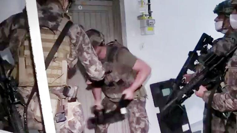 Gaziantep'te 1 haftada uyuşturucudan 20 tutuklama