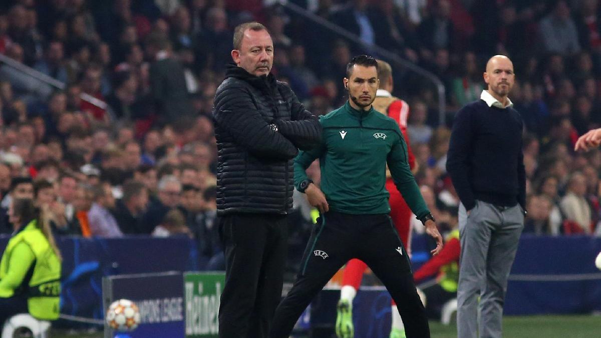 Sergen Yalçın: 'İki Sporting maçı durumumuzu belirleyecek'