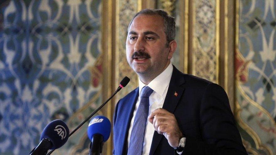 Bakan Gül'den e-Duruşma açıklaması