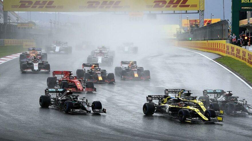 Formula 1 ihalesinde 16 yıllık hokus pokus
