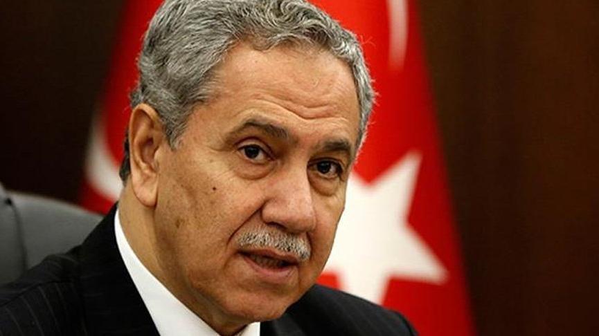 Sözleri çok tartışılmıştı! AKP'den Bülent Arınç'a tepki