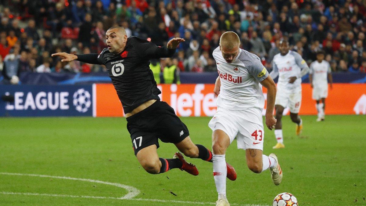 Burak Yılmaz attı ama Lille kazanamadı! Şampiyonlar Ligi'nde toplu sonuçlar