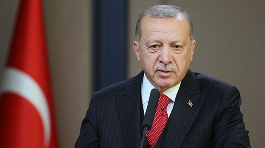 Cumhurbaşkanı Erdoğan, Rusya'dan döndü