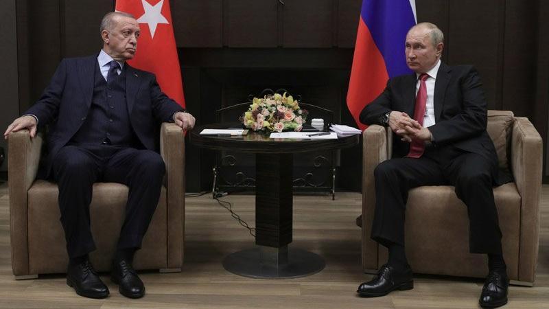 Putin'den Erdoğan'a corona aşısı önerisi