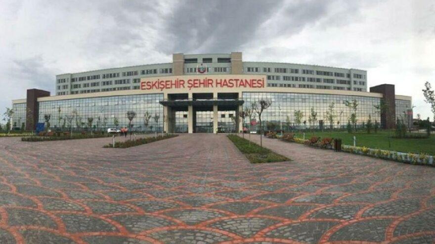 Eskişehir Şehir Hastanesi bağlantı yolu inşaatında dudak uçuklatan rakam: 315 katına yaptırılmış