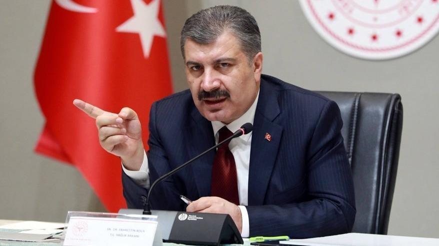 Bilim Kurulu sonrası Sağlık Bakanı Fahrettin Koca'dan tedbir ve yüz yüze eğitim açıklaması