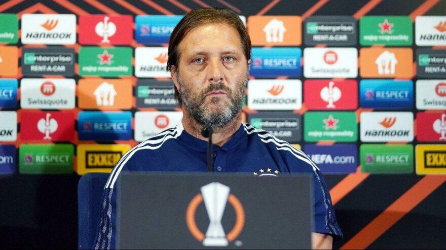 Pedro Martins: 'Vitor Pereira ile dostluğumuz 1,5 saatliğine ortadan kalkacak'