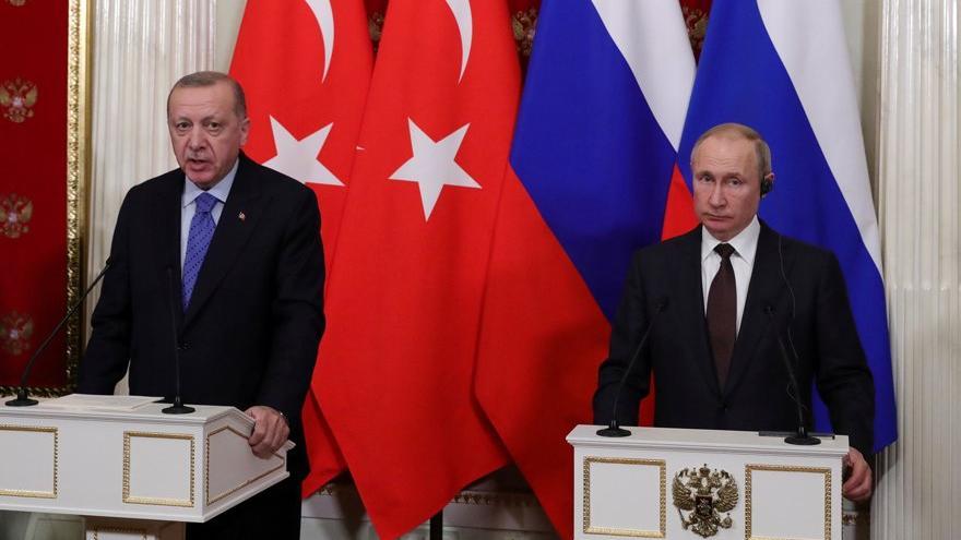 Erdoğan-Putin görüşmesi öncesinde Kremlin'den açıklama