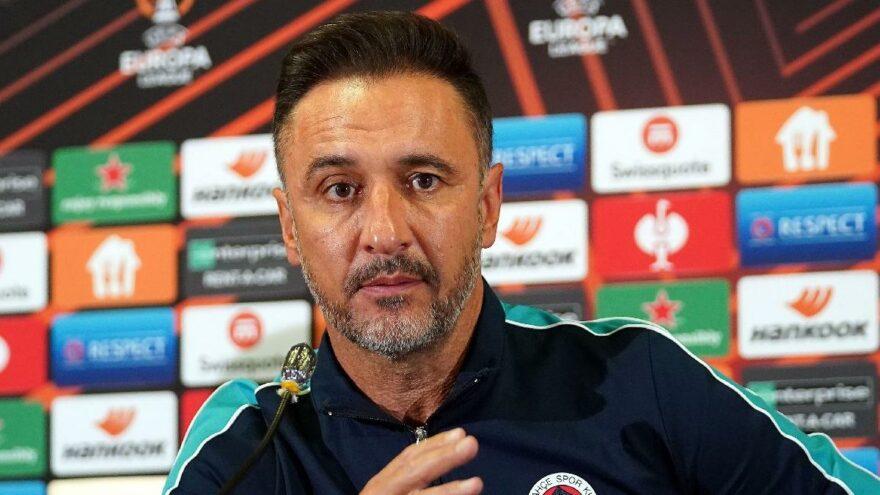 Vitor Pereira: Çok güçlü ve büyük bir kulüple oynayacağız