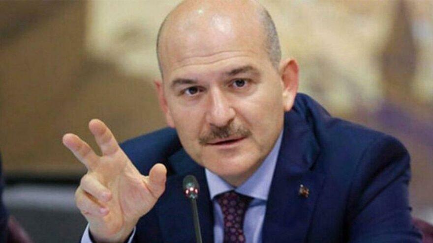 Süleyman Soylu'dan Kemal Kılıçdaroğlu'na 3600 ek gösterge cevabı
