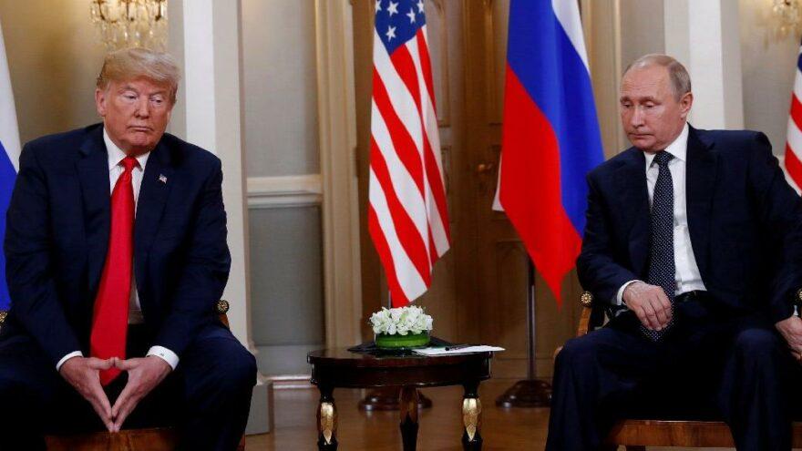 Eski Beyaz Sözcüsü Grisham danışıklı dövüşü ifşa etti… Trump'tan Putin'e rica: Kameralar için sert davranacağım