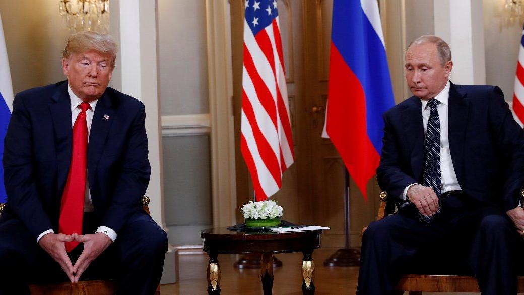 Eski Beyaz Sözcüsü Grisham danışıklı dövüşü ifşa etti... Trump'tan Putin'e rica: Kameralar için sert davranacağım