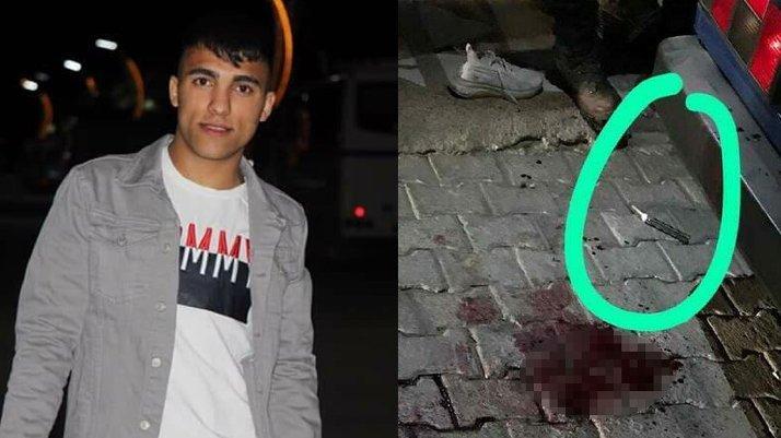 'Ulan' tartışmasında kalbinden bıçaklanarak öldürüldü