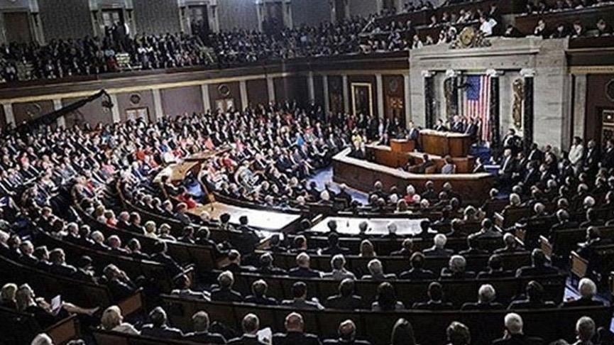 ABD'de geçici fon yasa tasarısını onayladı