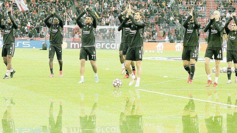 Beşiktaş'ta kaos yok, yarınlarda umut var