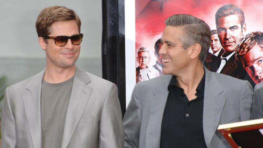 Apple Studios George Clooney ve Brad Pitt'in filmi için kesenin ağzını açtı
