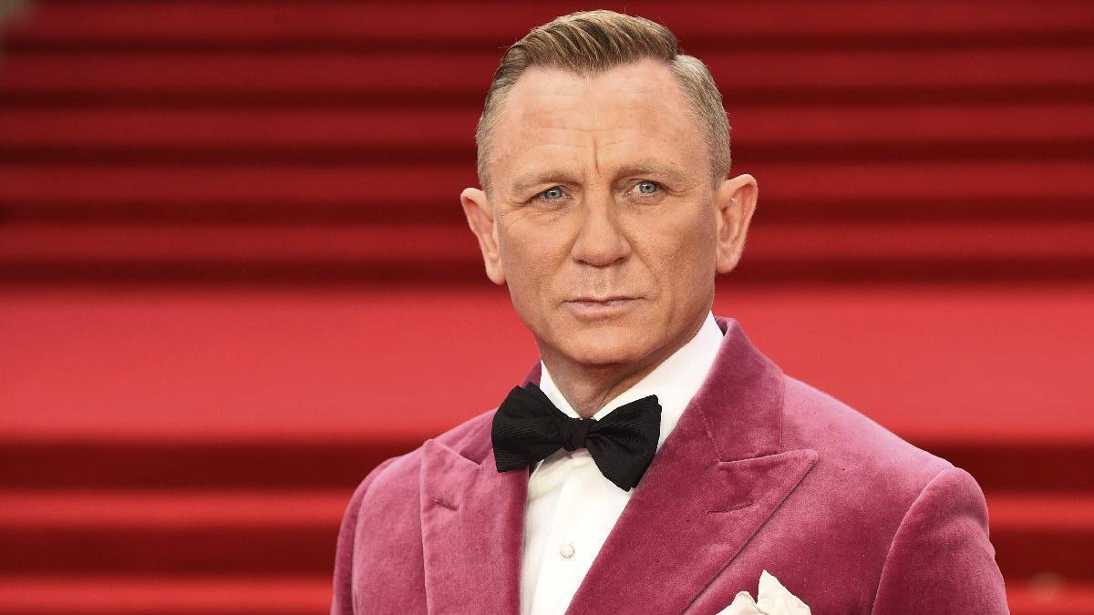 Daniel Craig: 'Bir sonraki James Bond benim sorunum değil'