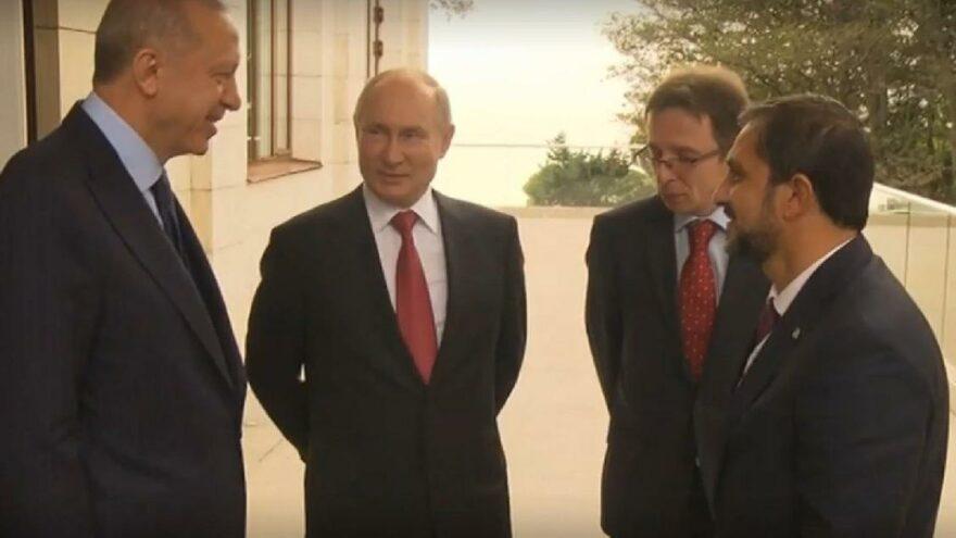 Erdoğan'ın Putin'in antikor seviyesini düşük bulması gündem oldu