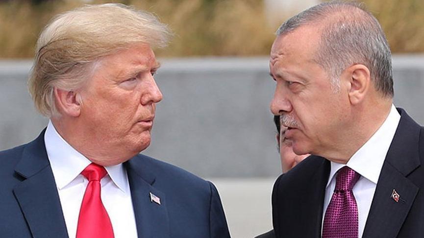 Yıllar sonra ortaya çıktı: Trump'tan Erdoğan'a bir garip soru