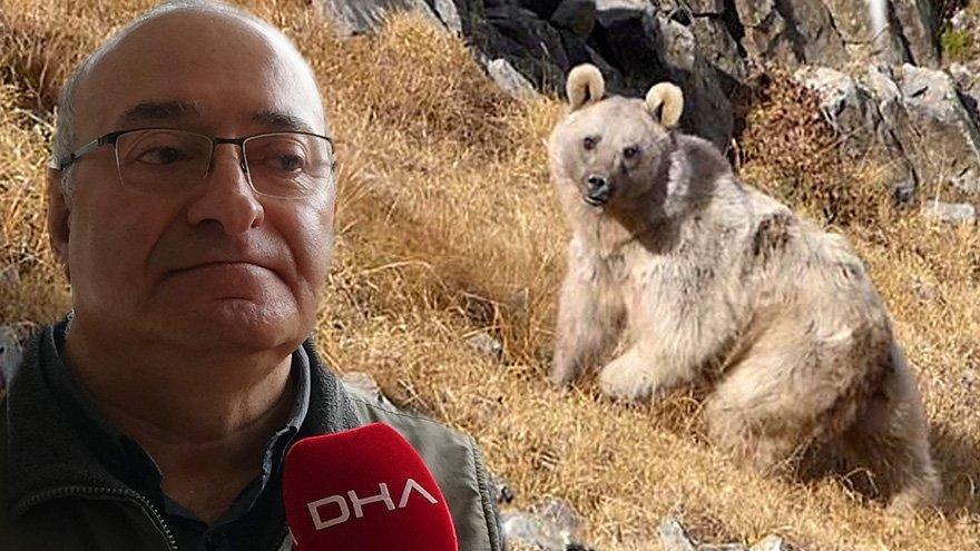 Evine ayı dadanan Prof. Dr. Mikdat Kadıoğlu önlemini aldı