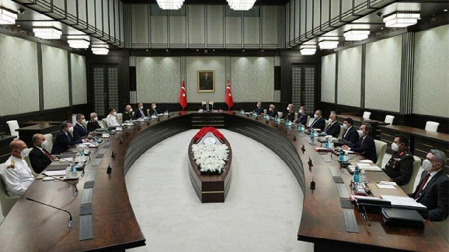 MGK toplantısı sonrası Suriye ve Afganistan mesajı