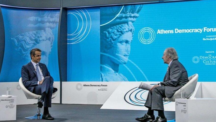 Yunanistan Başbakanı: Türkiye ile silahlanma yarışına girmek istemiyorum