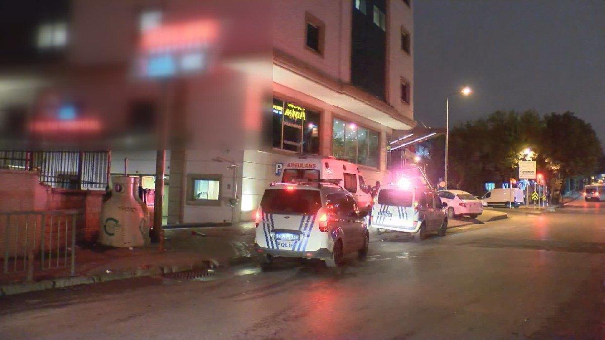 Bayrampaşa'da özel hastanede yoğun bakım hemşiresine silahlı saldırı