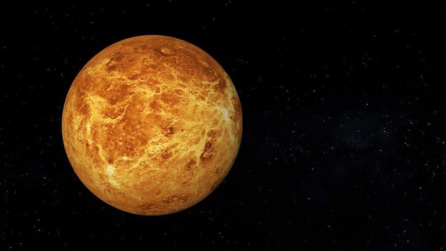 Yeni bulgulara rastlandı: 'Venüs'te yaşam izi olabilir'