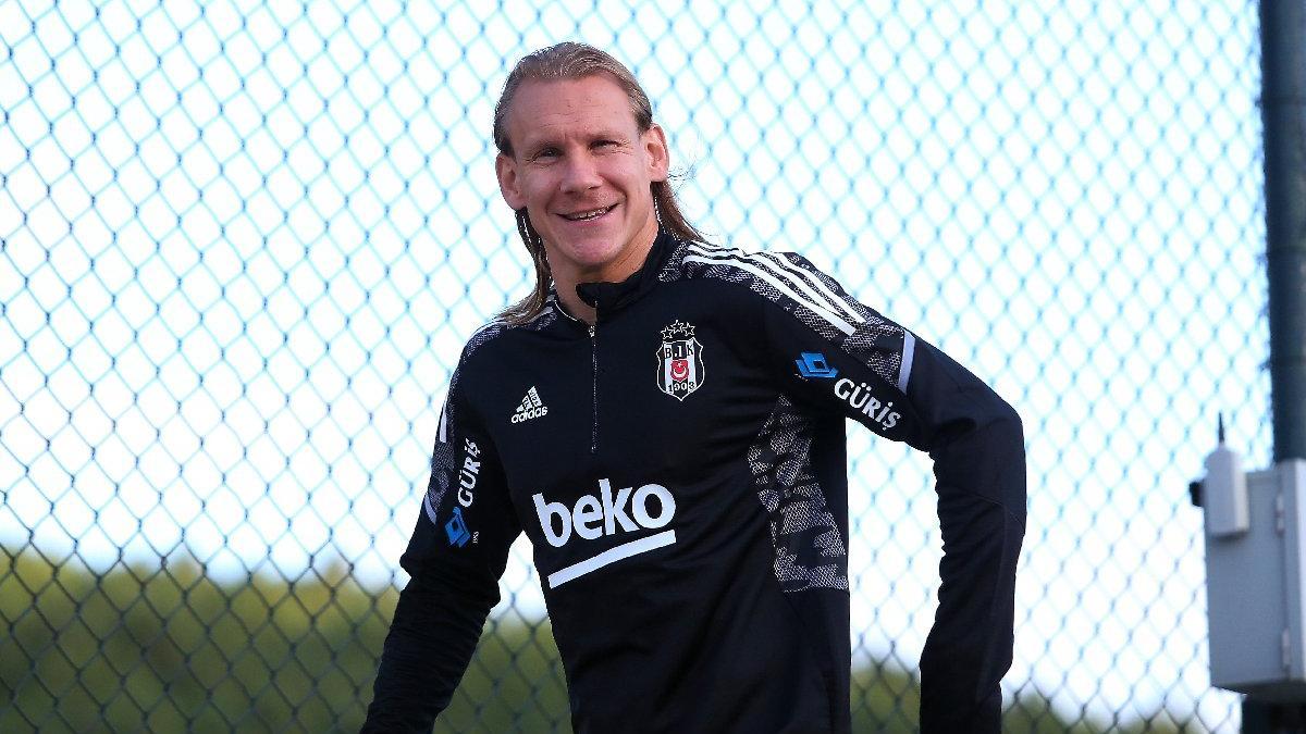 Beşiktaş'a Vida'dan müjde geldi