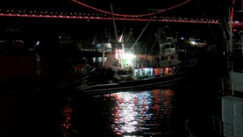 Av yasağının kalkmasıyla balıkçılar 'vira bismillah' diyerek denize açıldı