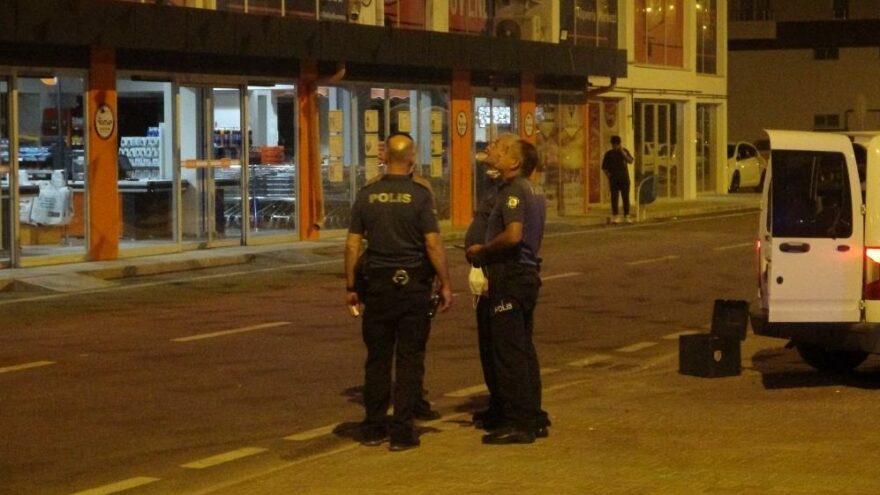 Eşiyle tartışıp havaya ateş açan adam polisleri harekete geçirdi
