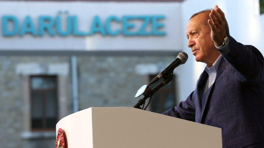 Erdoğan 'Yurt sorunu' yok dedi ama valilik ve belediyeler çalışma başlattı