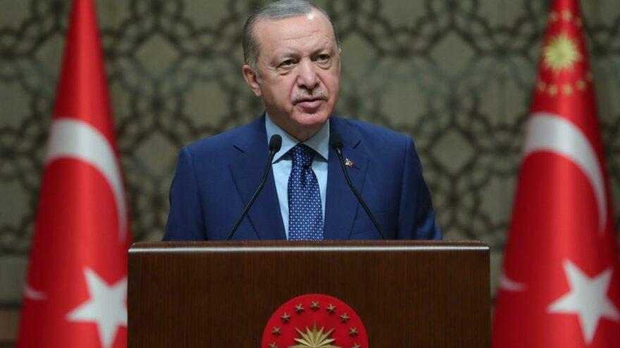 Erdoğan, Paris İklim Anlaşması'nı TBMM'ye gönderdi