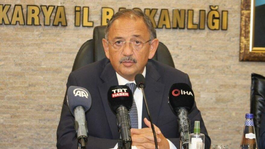 AKP'li Mehmet Özhaseki: Belediyecilikte rakibimiz yok, biz kendimizle yarışıyoruz