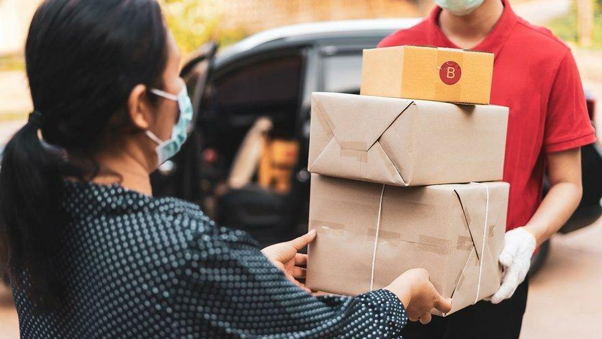 Alışverişte temas azaldı, kutu ihracatı katlandı