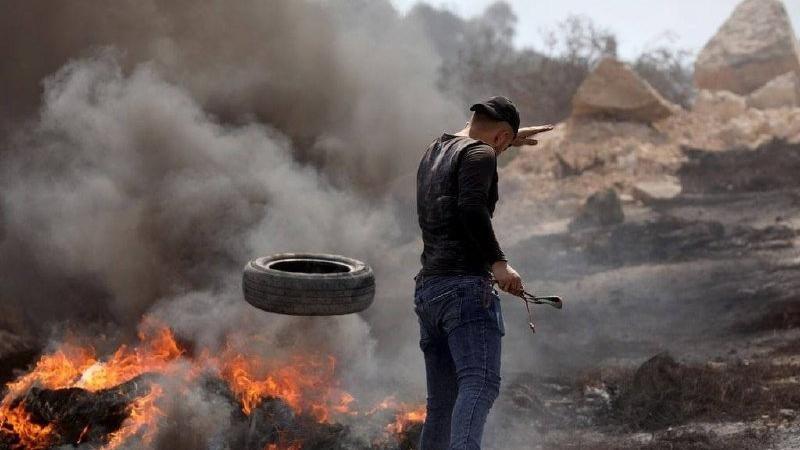 İsrail güçlerinden Filistinlilere sert müdahale: 51 yaralı