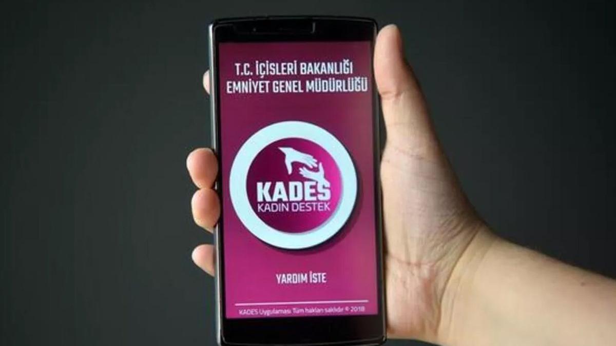 Üç yılda 148 bin kadın KADES'e ihbarda bulundu