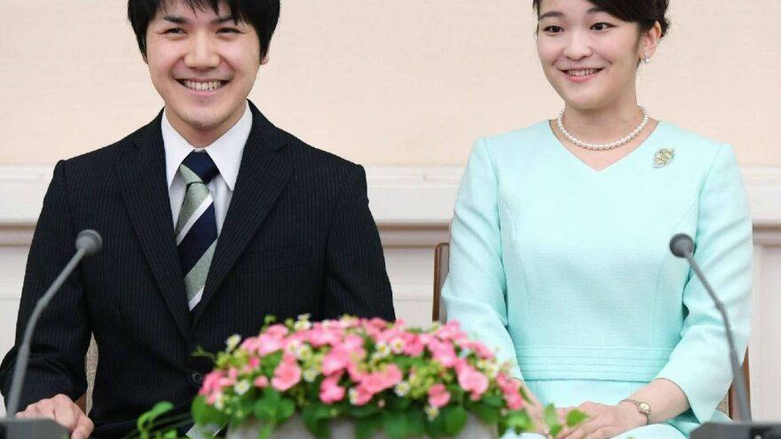 Japonya Prensesi evleniyor! Kraliyet ünvanlarından vazgeçecek