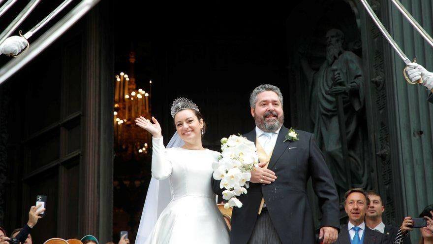 Rusya, yüz yıl sonra ilk kraliyet düğününü kutluyor